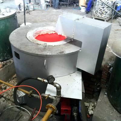 云南铝熔化炉-泰安同创工业炉-小型铝熔化炉