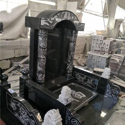 简单款型公墓套墓碑 现代化审美造型设计 惠安厂家直销 量大从优