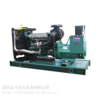 450KW沃尔沃柴油发电机组配全铜无刷发电机工厂直销