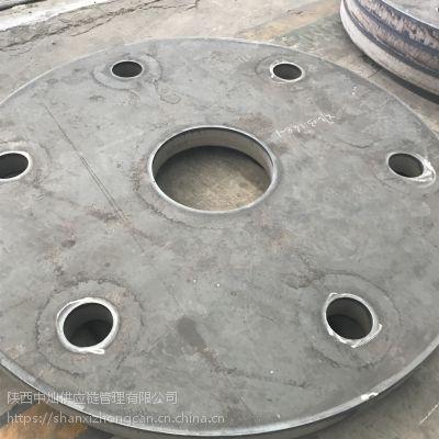 陕西商洛市钢板加工数控切割冲孔多少钱 加工厂家