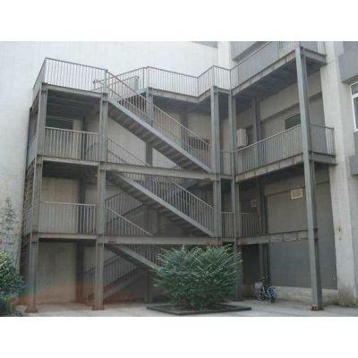 安全爬梯笼厂家/建筑施工安全爬梯/楼梯踏步板