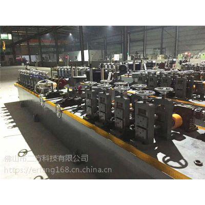 自动直缝焊管设备 高速焊管精度高 焊管设备 方管机械生产设备