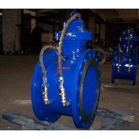 供应BFDZ702HR-16C DN800 液力自动控制阀 法兰式水力自动阀 温州市巨远阀门公司