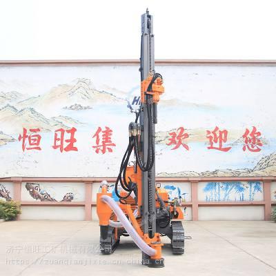 潜孔钻车 履带式凿岩机价格 打岩石的锚固钻机