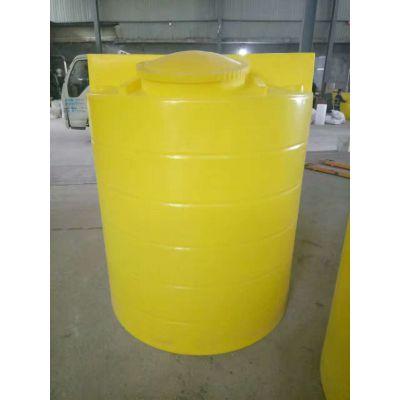 济南鸿雁塑料 厂家批发 加厚水箱储水罐 1吨加药箱 耐酸碱 耐腐蚀