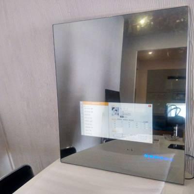 21.5/32/42/55寸智慧魔镜镜面体感魔镜服装店理发店镜面广告机镜子广告机