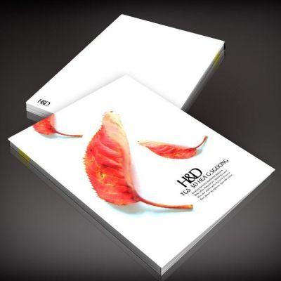 怎样设计印刷好企业画册?