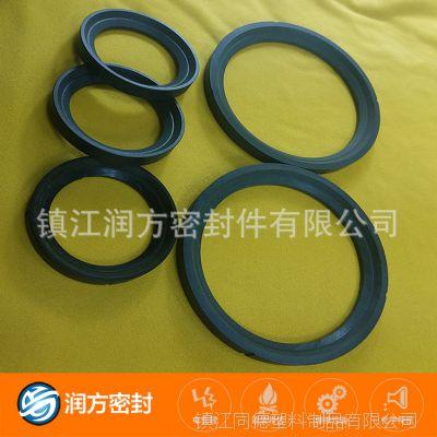 改性聚四氟乙烯衬套增强四氟轴套填充PTFE垫片圈 模压成型更好