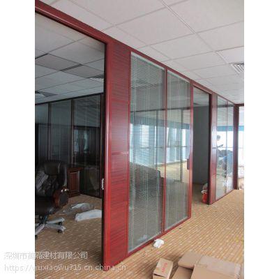 成品高隔断墙以铝合金为框架的优点