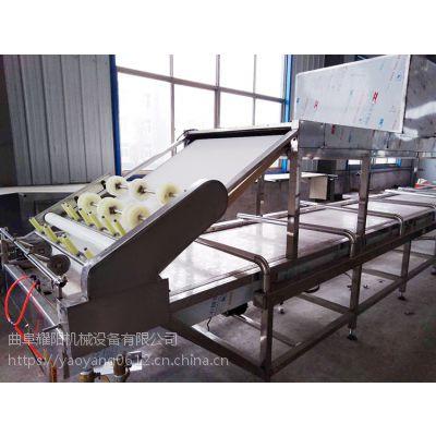 全自动腐竹油皮机厂家 腐竹油皮机全自动生产线 豆油皮机价格
