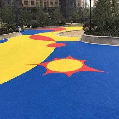 厂家直销水性丙烯酸篮球场地面涂料环保丙烯酸面层硬地丙烯酸材料小区地面铺装