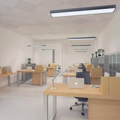 大型_玻璃隔断办公室装修费用_大海