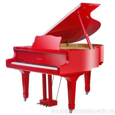 spyker世爵W186三角电钢琴源头厂家一件代发自动演奏三角电钢琴