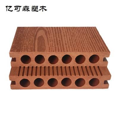 塑木地板园林朔木地板价格优惠