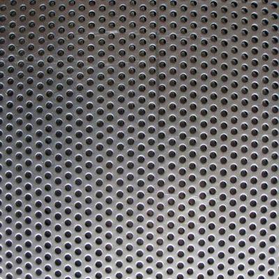 铁板冲孔网圆孔过滤网镀锌金属板网厂家特卖(20190520005)