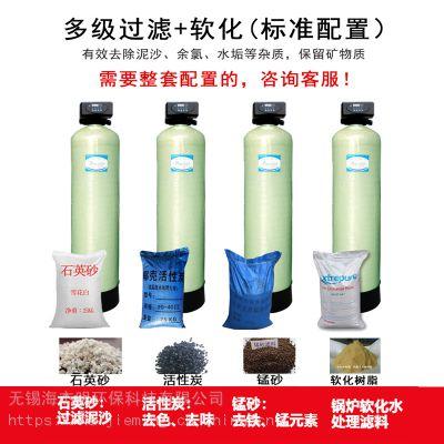供应玻璃钢水处理滤料罐、树脂活性炭石英砂罐(350*1650(1665))