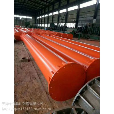 邢台16锰打桩用螺旋管批发价格