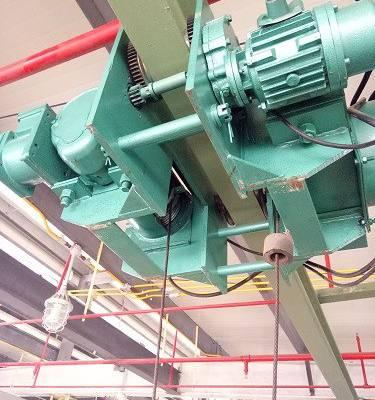 浙江自动防爆电动葫芦品牌企业 真诚推荐 上海浩翔起重机械设备供应