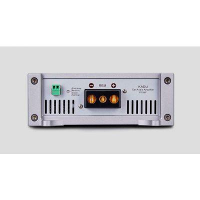 低调的享受 宝马X4改装卡度汽车音响KM-175单路功放