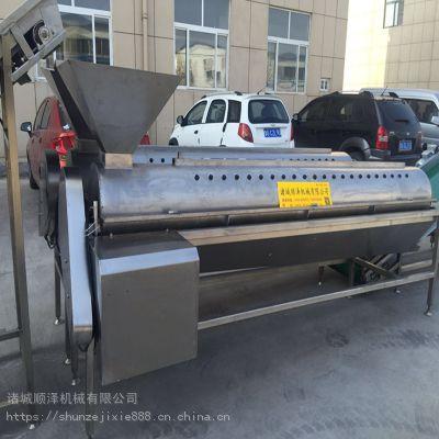 2018款泡椒鸡爪脱皮加工线设备顺泽机械专业供应