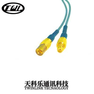 MMCX同轴连接器接1.13线缆IPEX