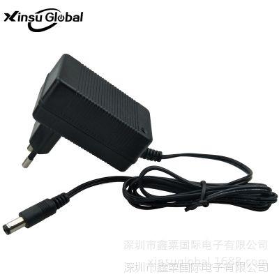 工廠直銷安規電源 美規FCC認證 VI能效 13.5v0.65a電源適配器