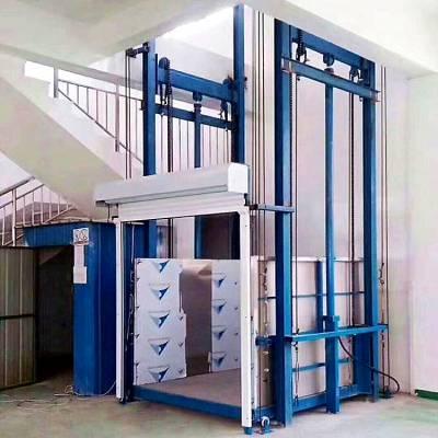 固定式升降货梯厂家 厂房简易升降平台