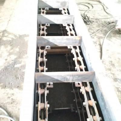 耐高温刮板机 固定型链式输送机