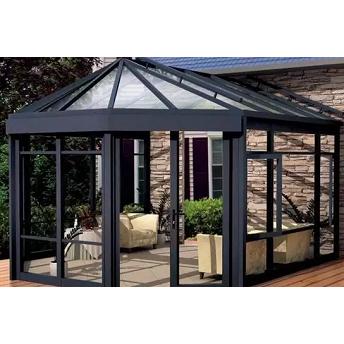 钢结构阳光房设计-咸阳钢结构-西安南沐门窗(查看)