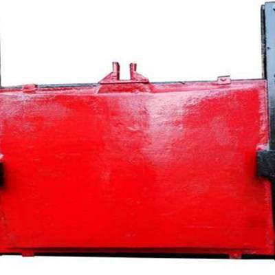 1.3米铸铁闸门 平面方形闸门价格 质优价廉 可定制