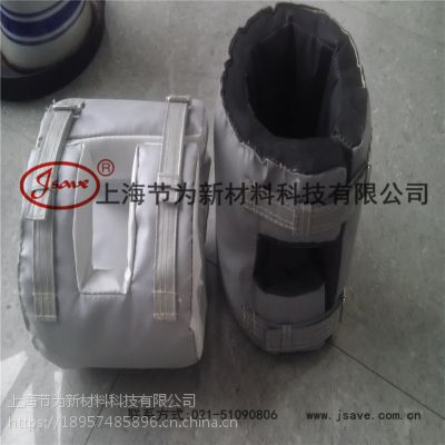 上海节为专业生产保温套 柔性注塑机保温套