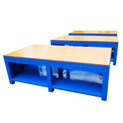 石碣模具加装工作台,铸铁台规格,款式