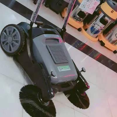 沈阳1050手推无动力扫地机手推式双刷头扫地机绿色环保扫地机