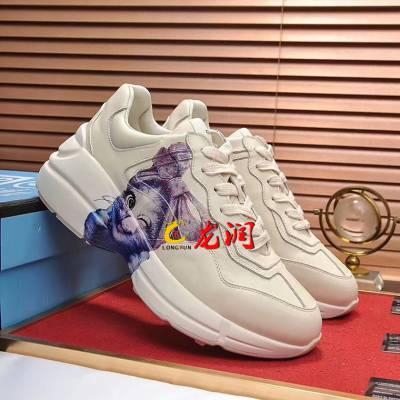 uv高喷打印成品鞋子彩印机