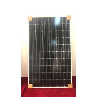 【青岛出口太阳能板】375W双波双面单晶硅光伏板欧洲地区出口ROsh认证