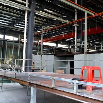 无锡喷塑钢板喷涂粉末加工喷涂加工设备厂家