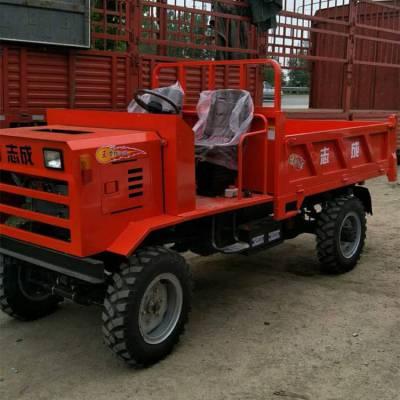 四不像工程搬运车价格图片 建筑工地专用装卸车 载重量3吨6轮工程车报价