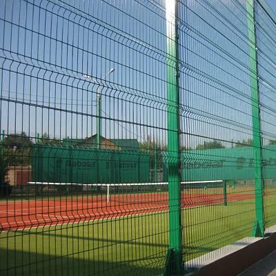 草场围栏网 勾花护栏网 球场专用围网 篮球场勾花网铁丝网
