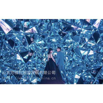 大型艺术灯光展钻石隧道/钻石隧道底价直销/万棵松蓝洞厂家