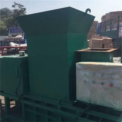 长乐市玉米秸秆青贮压块机 移动式青储打包机 全套青贮饲料液压机