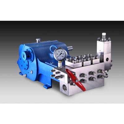 原厂 DE LIMON FLUHME高压泵HAHN+KOLB52142-500