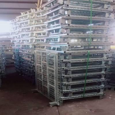 仓储笼周转 仓储笼铁丝网 不锈钢仓储笼量大从优