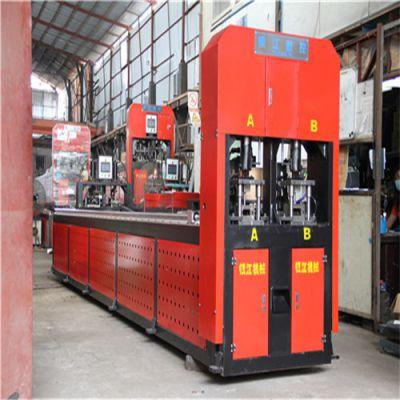 银江机械全自动钢木龙骨冲床|液压|伺服送料|厂家直销|售后上门调试