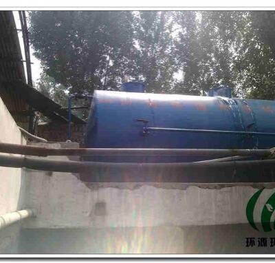 大同静电喷漆污水处理设备维护-贝德福环源设备(图)