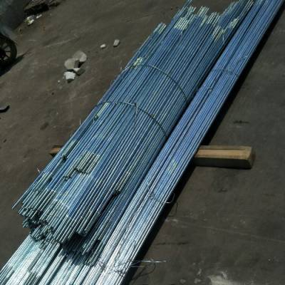 HG20634双头丝批发价 奥航紧固件 镀锌双头丝一米多少钱