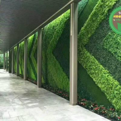 杭州城市绿雕工程在线报价_仿真绿雕价格_铭泽工艺