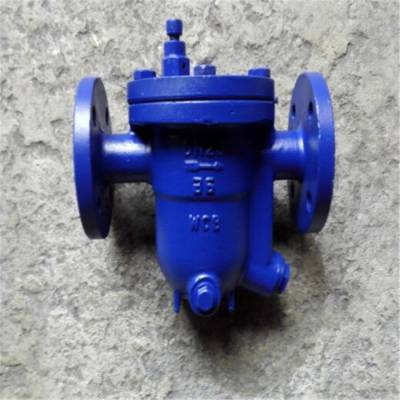CS41H-25P DN25蒸汽浮球式疏水阀 不锈钢法兰疏水阀 常用规格 广安阀门经销商