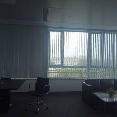 PVC垂直帘 办公室落地窗立式帘 批发 现代简约