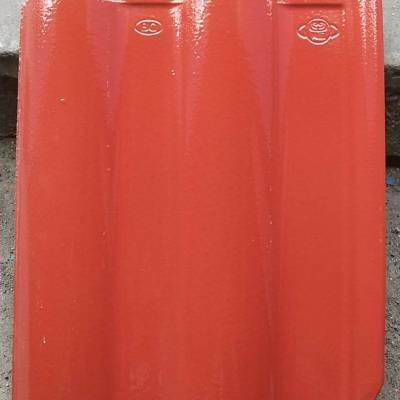 陶瓷直角瓦 陶土罗曼瓦 民用缸瓦 工程青瓦