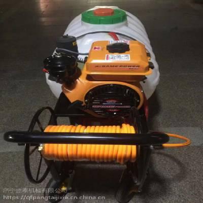 四冲程担架喷雾器价格/打药泵气泵如何加润滑油